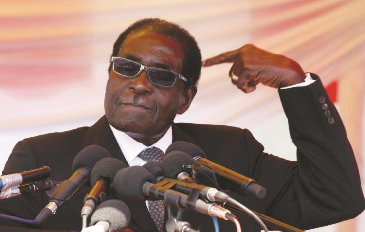 Robert Mugabe Appoints Minister For 'Facebook and WhatsApp'