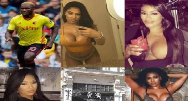 Nigerian EPL star arrested for angrily demanding £2000 back from four prostitutes