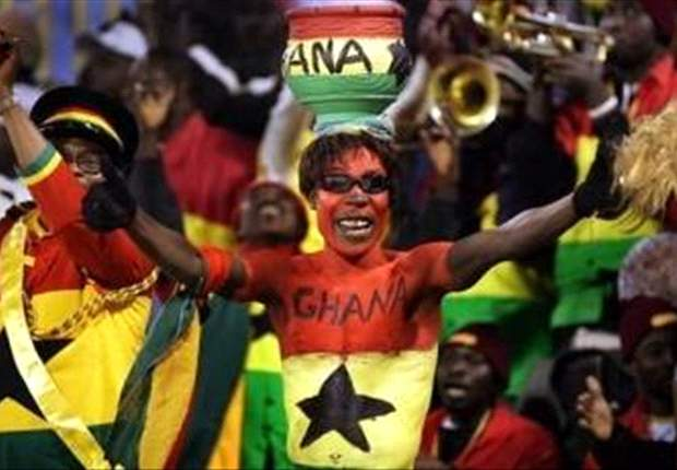 45 SUPPORTERS FROM GHANA TO ARRIVE IN INDIA TODAY