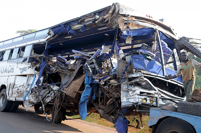 10 dead, 30 seriously injured in Nkawkaw road crash
