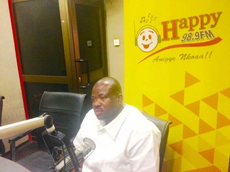 Akufo-Addo is a 419 president - Joshua Akamba