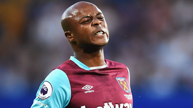 Andre Ayew not involved in a sex scandal - Fiifi Tackie