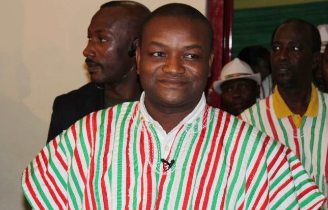Dr. Hassan Ayariga scores the President 50%