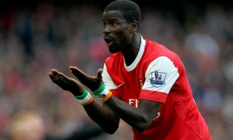 Ex Arsenal and Ivory Coast Star Emmanuel Eboue Diagnosed of HIV