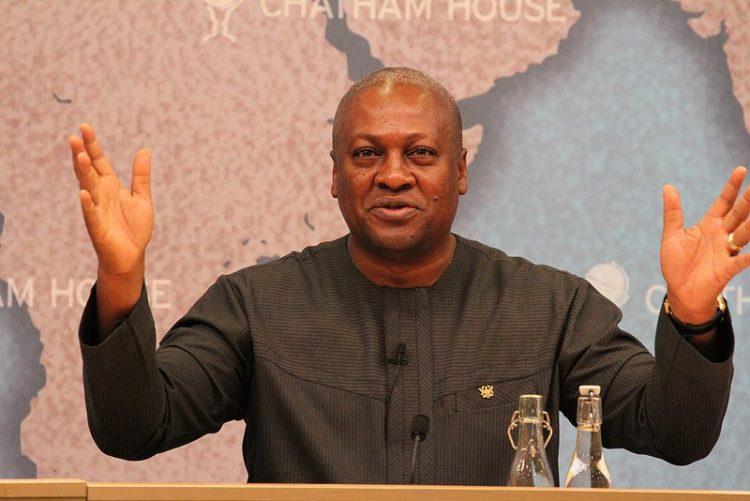 NPP reaping what they sowed - Mahama