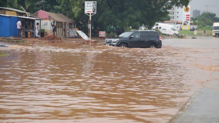 Floods wreak havoc in Accra, Tema