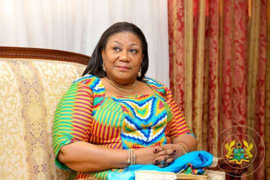 First Lady calls for  the spirit of volunteerism and collective efforts to build Ghana