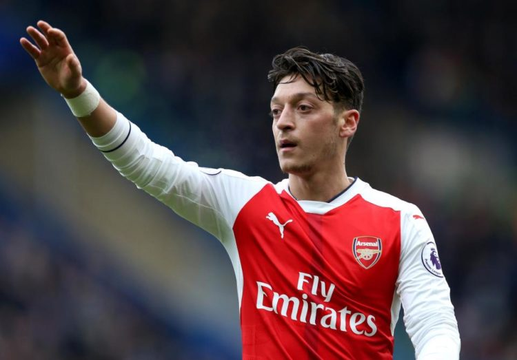 Mesut Ozil 'Eager' to Reconnect With Former Boss Jose Mourinho at Old Trafford