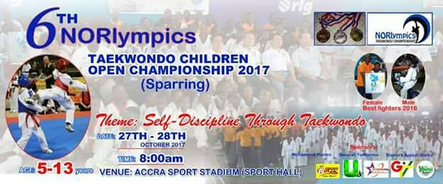 800 Children To Participate In The 6th Norlympics In 2017 - Norbert Amefu