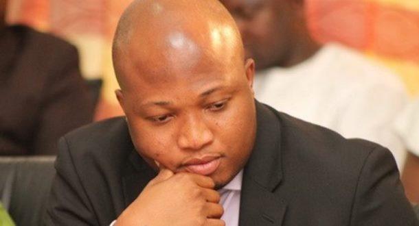Okudzeto-Ablakwa must be warned- Collins Owusu Amankwa charges