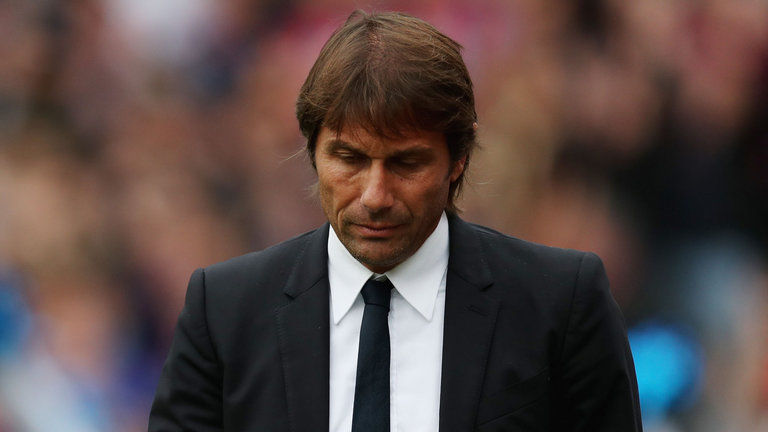 Antonio Conte eyes new striker