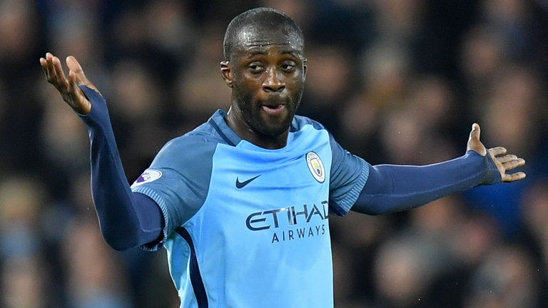 Yaya Toure warns of 'big mess' at Russia World Cup if its marred by Racism