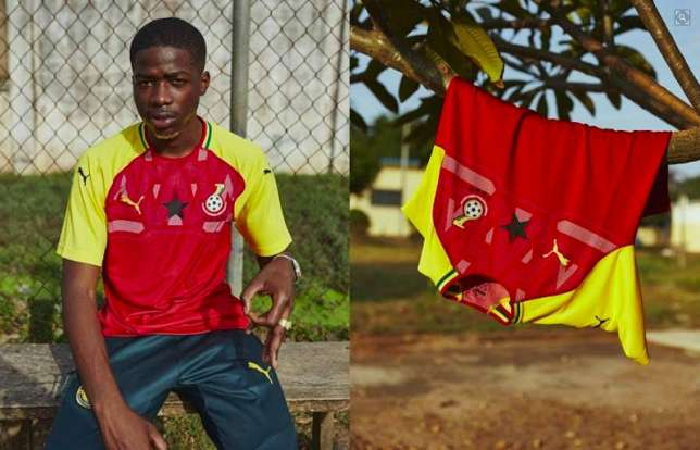 Ghanaians Blast Puma Over Ugly Black Stars Jersey