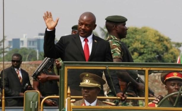 Burundi government orders unmarried couples to wed by end of 2017