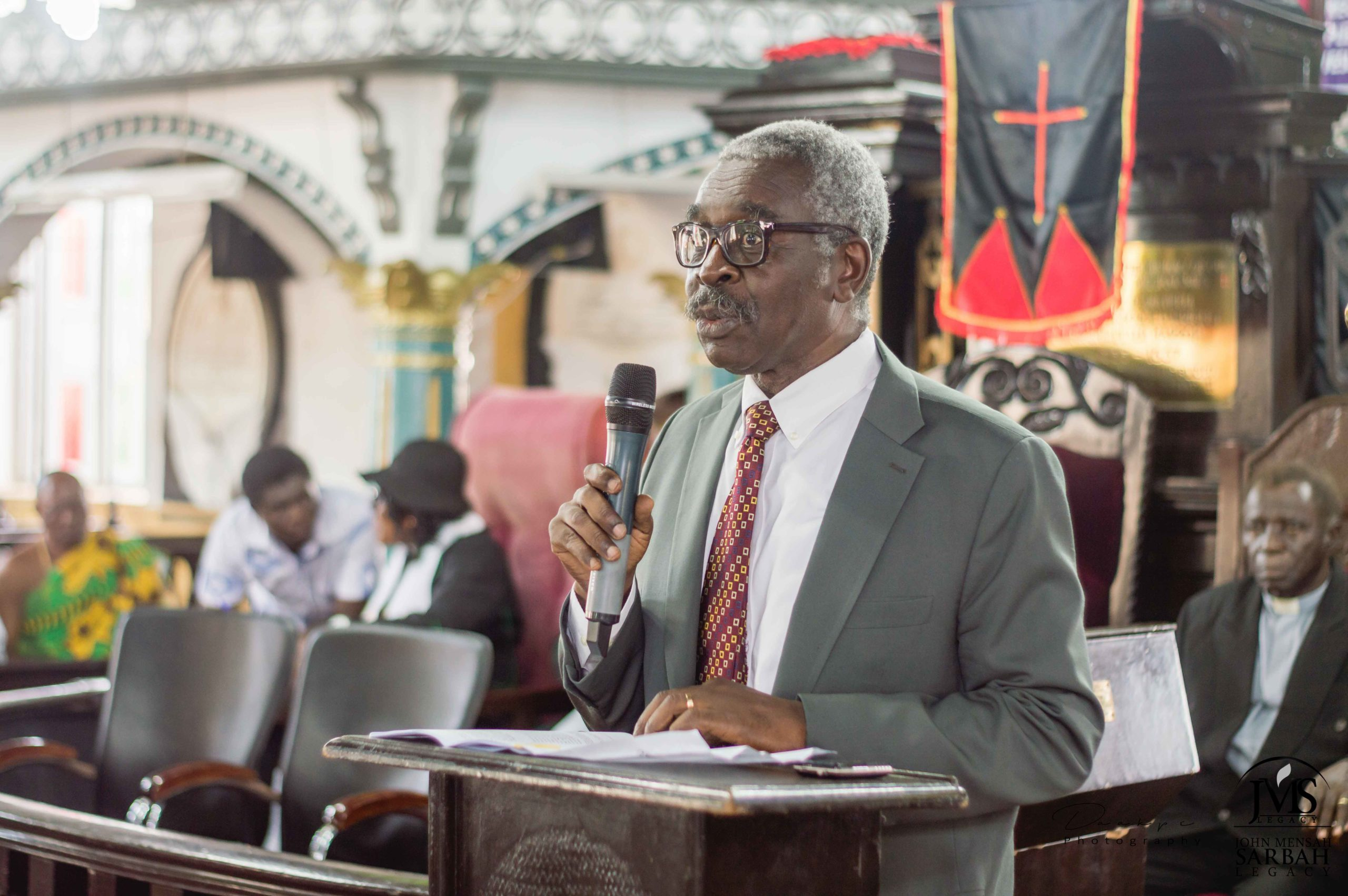 The business side of the late John Mensah Sarbah revealed