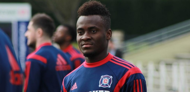 David Accam becomes first Ghanaian footballer to join Common Goal
