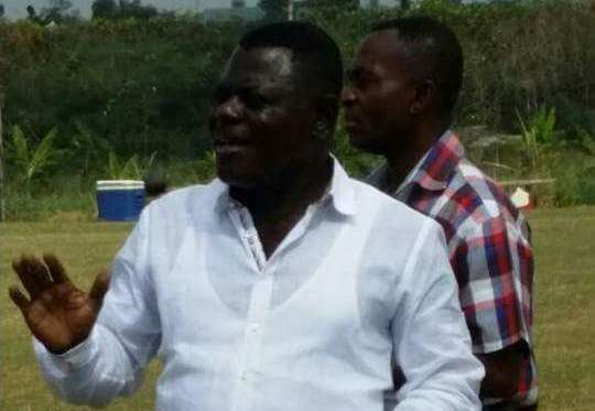Otumfuo heaps praises on Kotoko CEO, Dr. Kyei