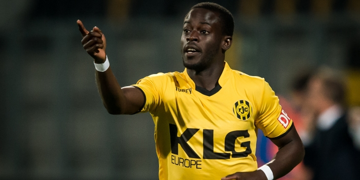 No regrets choosing Ghana over Netherlands - Edwin Gyasi