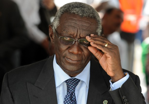 Ghana, Journalism have lost a great talent - Former President John Agyekum Kufuor