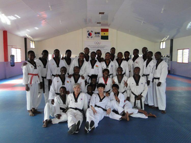 Ghana Taekwondo Federation Suspends The November 18 Election