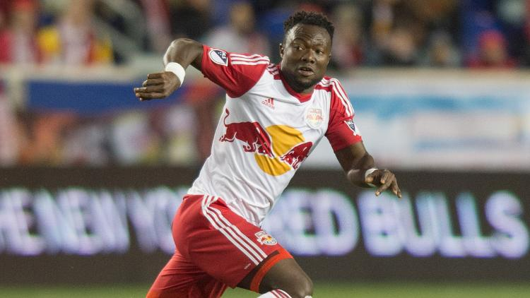 Gideon Baah released by New York Red Bulls