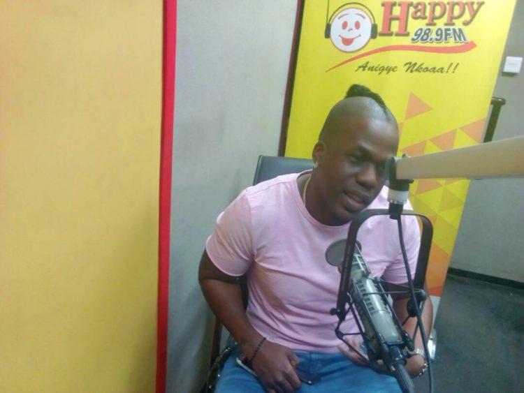 Juliet Ibrahim's Fiancee Iceberg Slim Names His Top Five Ghanaian Musicians