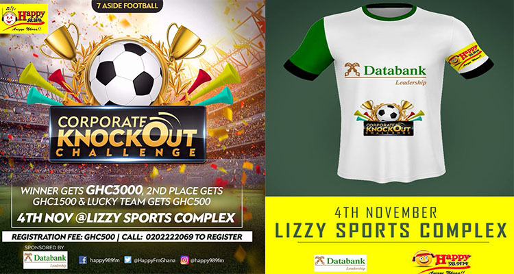 All Set For Happy FM Corporate Knockout Challenge p