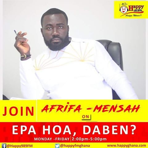 Kwame Afrifa-Mensah punches 'multimedia' over cause of KABA's death