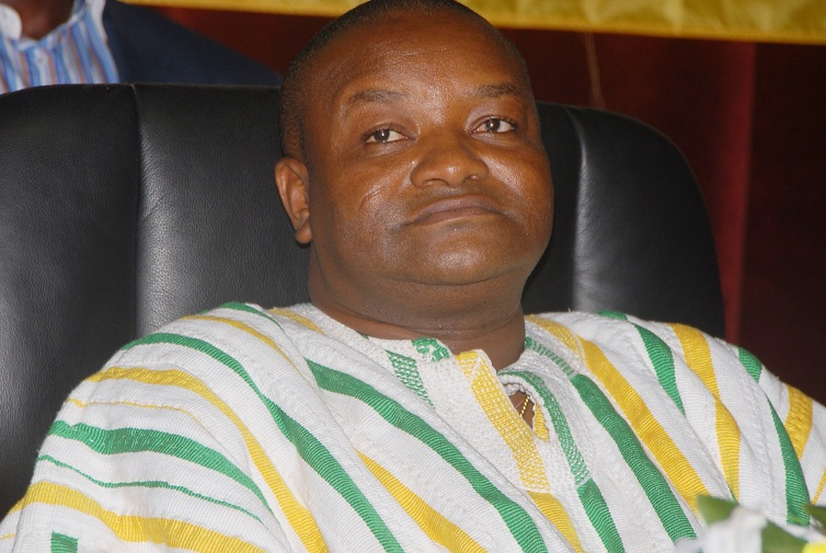 Delta, Invincible Forces living the character of Akufo-Addo - Hassan Ayariga