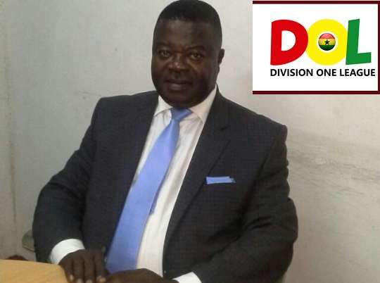 We will hold Kwesi Nyantakyi to his word not to contest in 2019- Division One League Board Boss