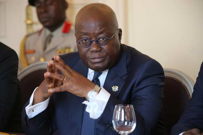 I won't influence Special Prosecutor – Akufo-Addo