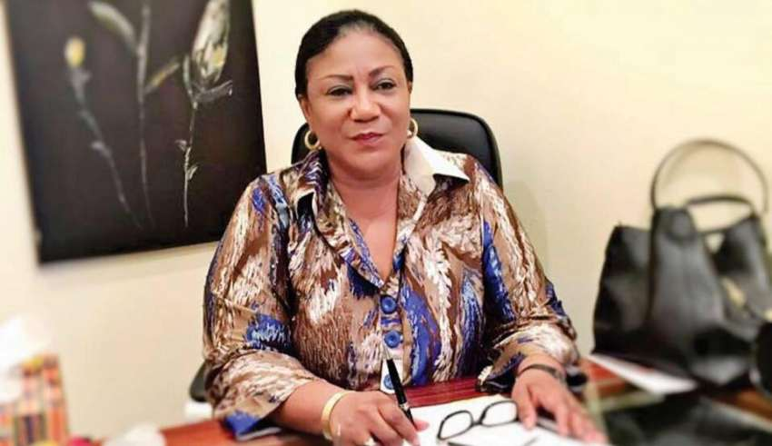 Invest in peaceful, stable Ghana – First Lady
