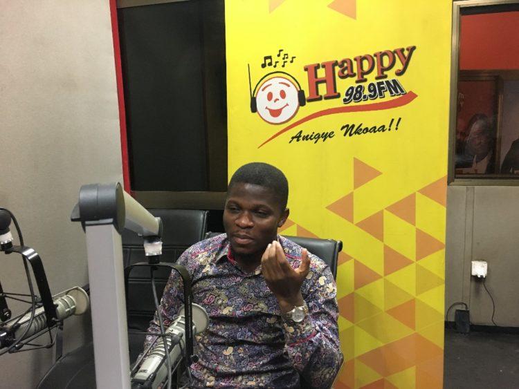 Sammy Awuku as YEA chair is a walking illegality- Sammy Genfi