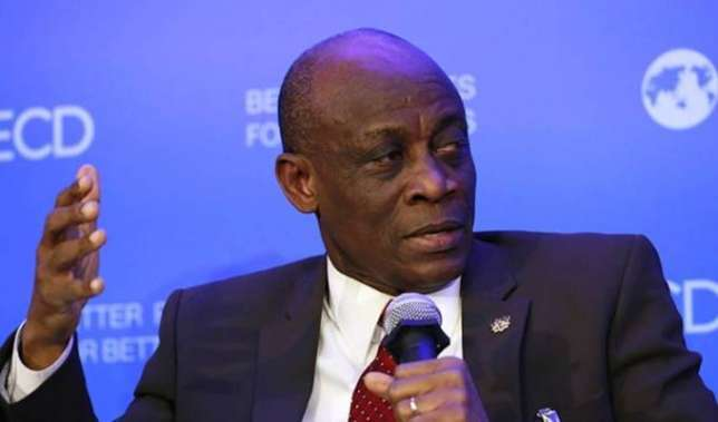 Terkper showers 'credits, compliments' on government for power tariff cut