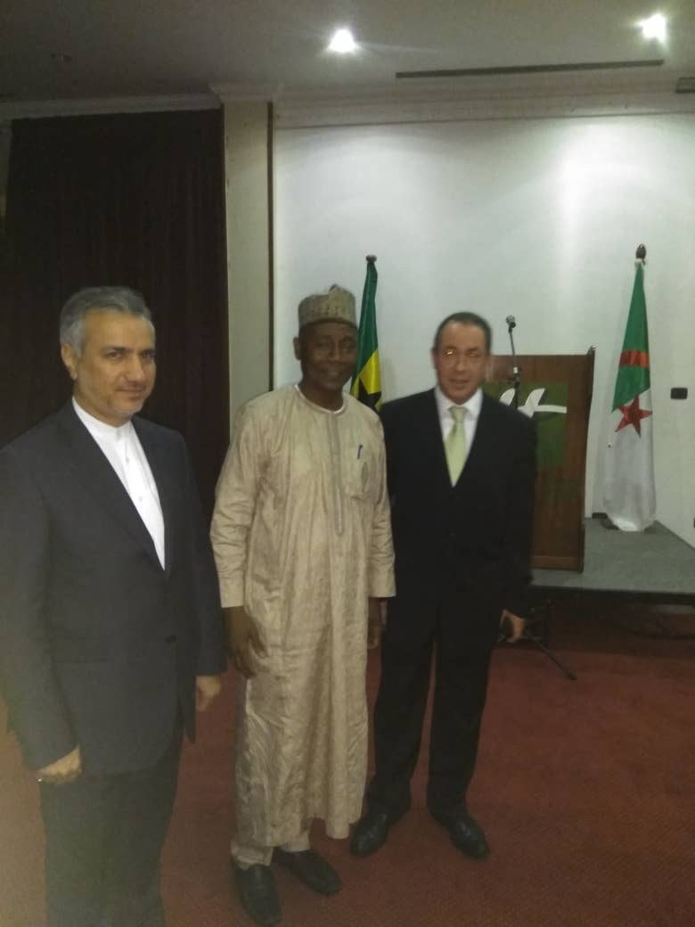 Government of Ghana, Algeria strengthens bilateral relations in trade