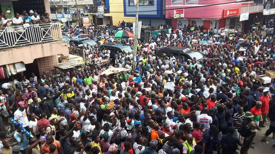 Abbosey Okai spare parts dealers want import duties reduced