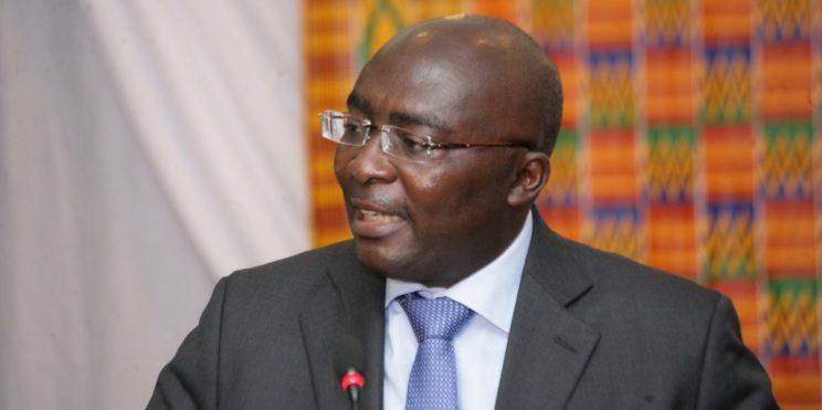 Vice President unveils late Kwabena Boadu's tombstone
