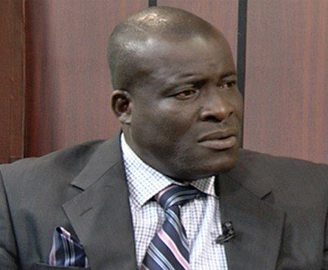 Koku Anyidoho is a frustrated party scribe-Titus- Glover