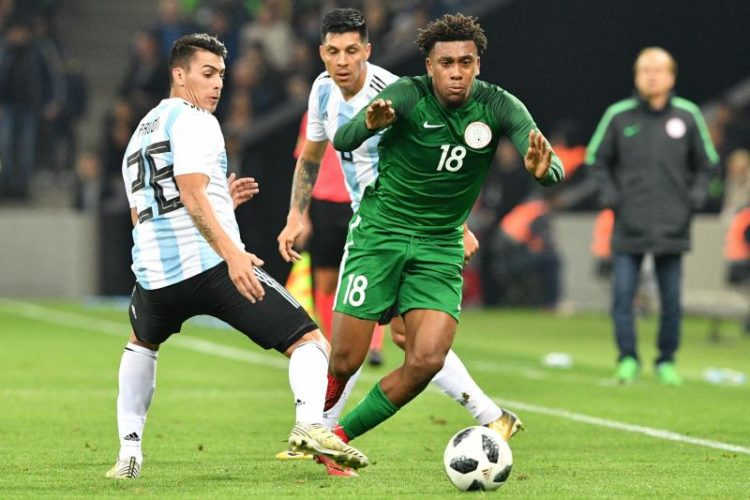 Nigeria Shock Argentina With 4-2 Win in International Friendly