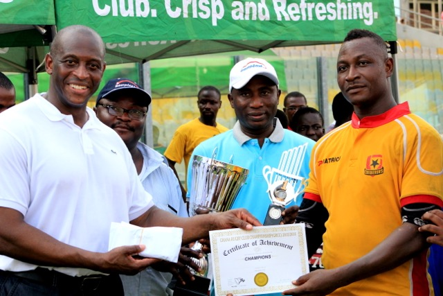 Ghana Rugby Championship to kick off in Cape Coast