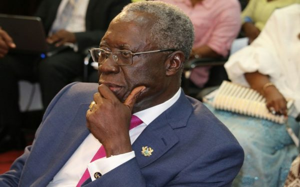 Osafo Maafo commended for criticizing Akufo-Addo over Jospong
