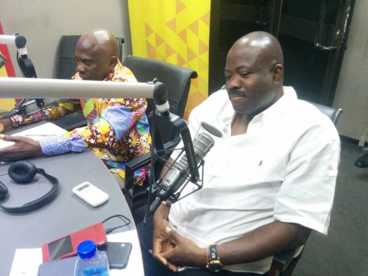 Nana Addo is romancing with gays-Akamba