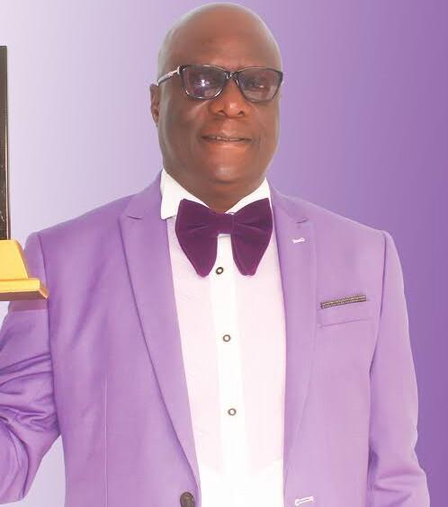 korle-Bu CEO receives an award for championing SDGs financing