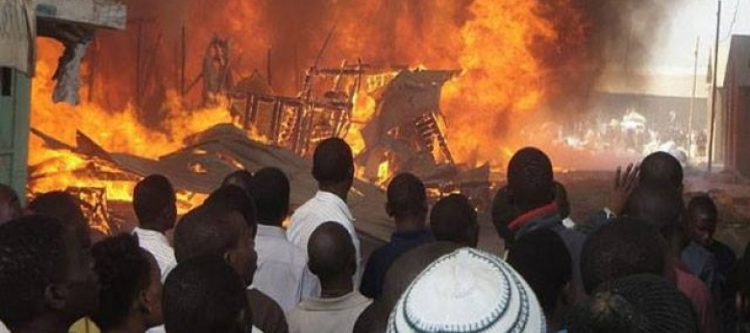 Appiah Stadium's house, car razed down by fire