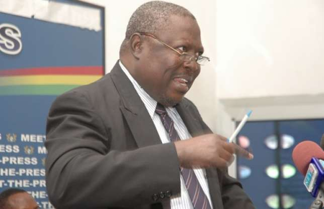 Moles have taken over Akufo-Addo's government - Amidu