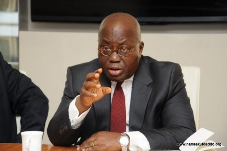 No hidden agenda in creation of new regions – President Akufo-Addo