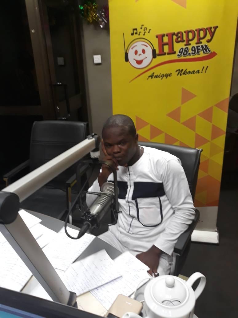 NPP has taken Ghana to the dark days of 1983-Asafo-Adjei