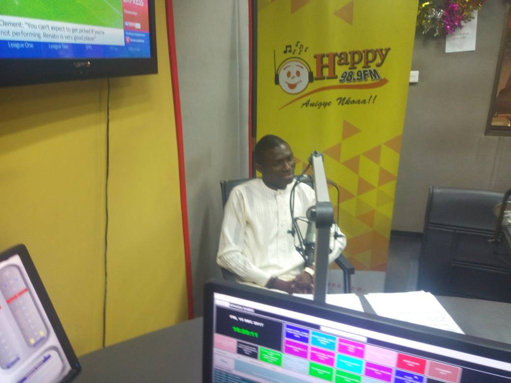 Me and Sami Awuku can blend if elected -Dominic