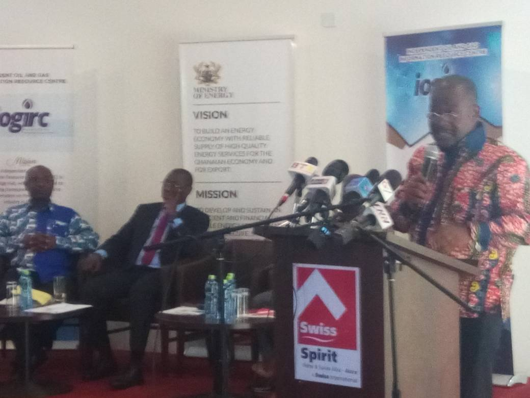 Gov't unveils centre to disseminate oil and gas information