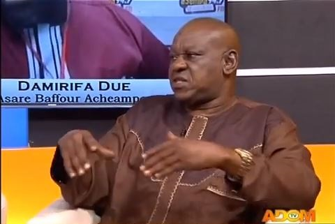 NPP government clutching on straws-Bature